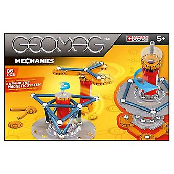 Geomag Mechanics 86 Pieces (Babies and Children , Toys , Constructions)