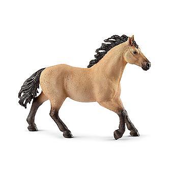 Schleich 13853 cuarto caballo semental