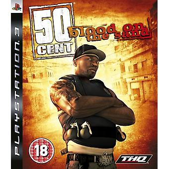 50 Cent Blood on the Sand (PS3)