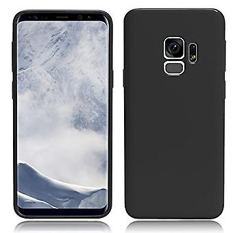 Matt Black cover for Samsung Galaxy S9