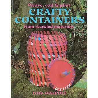 Search Press Books-Crafty Containers