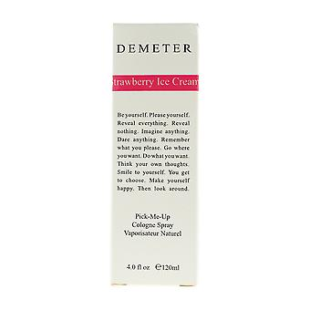 Demeter Strawberry Ice Cream Pick Me Up Cologne Spray 4oz/120ml In Box