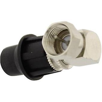 Ángulo de F enchufe con el hilo de rosca, diámetro del Cable: 7 mm