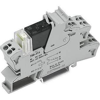 Relay component 1 pc(s) WAGO 788-354 Nominal voltage: 24 Vdc