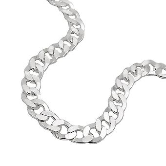 Chain armor flat 4.5 mm Silver 925