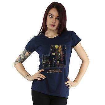 David Bowie vrouw Ziggy Stardust T-Shirt