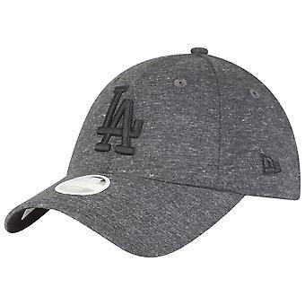 New Era 9Forty Damen Cap - JERSEY LA Dodgers charcoal