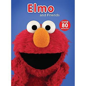 Sesame Street: Elmo & Friends [DVD] USA import