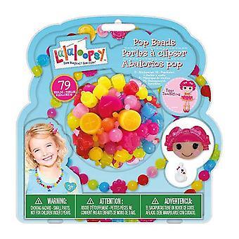 Lalaloopsy Pop Beads - Tippy Tumblelina