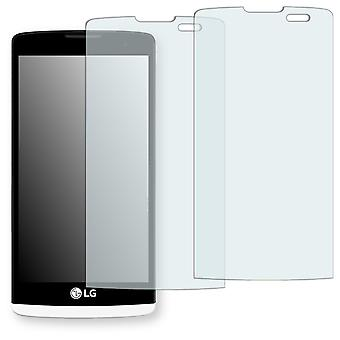 LG Leon LTE display protector - Golebo crystal clear protection film