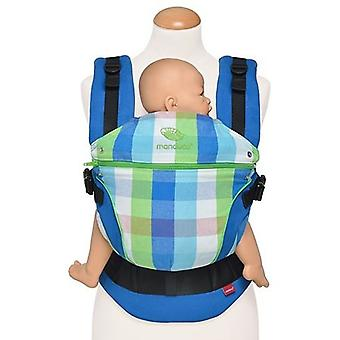 Manduca Live grønn Baby Carrier Special Edition
