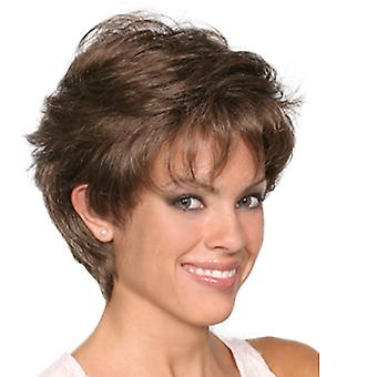Fashion women short straight Amanda wig