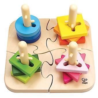 Hape Sorter Puzzle Creative