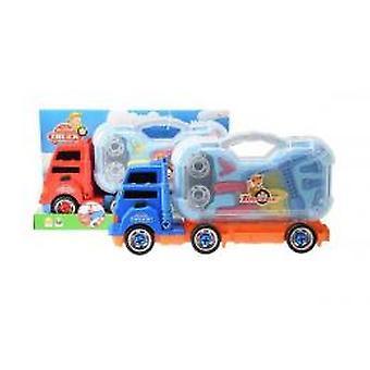 Bau-Truck mit soft-Tragetasche