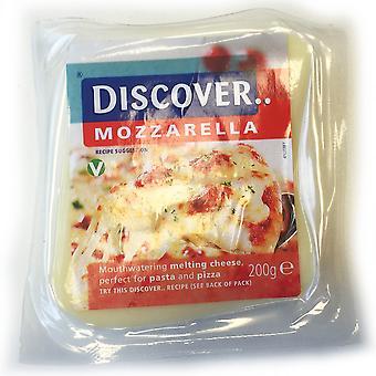 Arla dänische Mozzarella Käse Teile entdecken