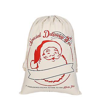 Tomtesäck med Roliga Julmotiv - #3