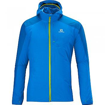 Bonatti Waterproof Running Jacket Blue Mens