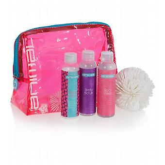 Wind Down Bath and Shower Collection Wash Bag