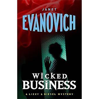 Malos negocios por Janet Evanovich - libro 9780755384945