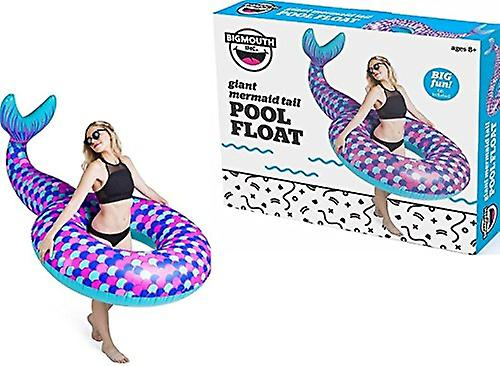 Bigmouth Inc - Giant Mermaid Tail Pool Float