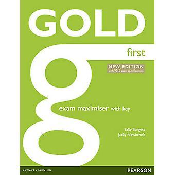 Gull første Maximiser med tasten (2 Student manuell/studie Guide) av Jac