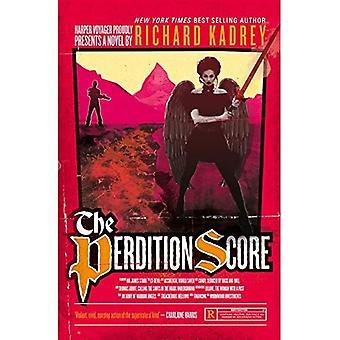 De Perdition Score (Sandman slank, boek 8)
