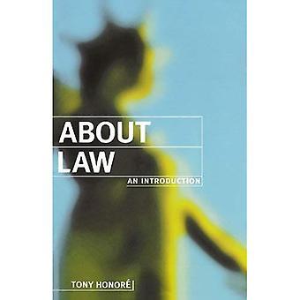 Loi sur: Une Introduction (Clarendon Law Series)
