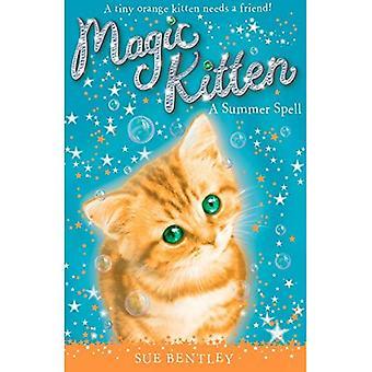 A Summer Spell (Magic Kitten)