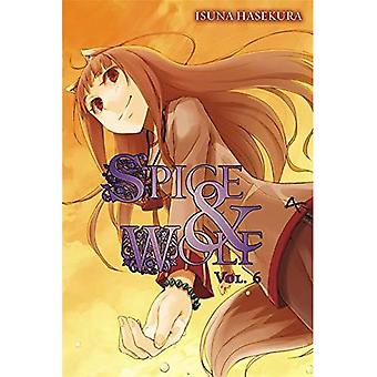 Spice And Wolf: Vol 6 - Novel