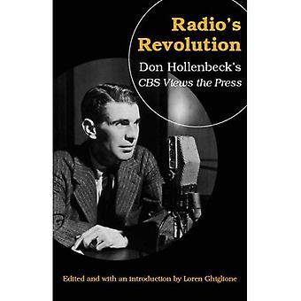 Revolución de la radio: CBS de Don Hollenbeck considera la prensa
