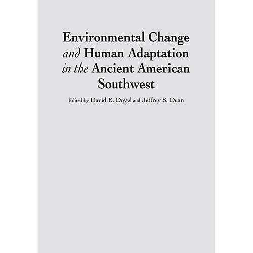 EnvironHommestal Change and Huhomme Adaptation in the Ancient American Southwest