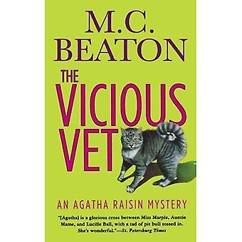 The Vicious Vet: An Agatha Raisin Mystery (Agatha Raisin Mysteries (Paperback))