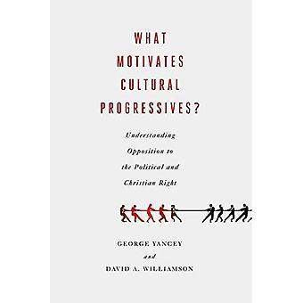 What Motivates Cultural Progressives?