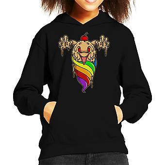 Monster ijs Kid de Hooded Sweatshirt