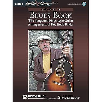 Books Blues Book: The Songs And Fingerstyle Guitar Arrangements of Roy Book Binder