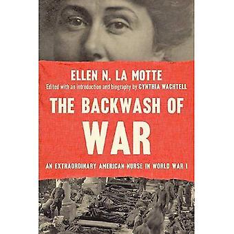 La turbulencia de la guerra: una extraordinaria enfermera americana en la primera guerra mundial