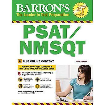 Barron's Psat/Nmsqt, 19: e upplagan: med Bonus Online tester
