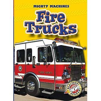 Fire Trucks (Mighty Machines)