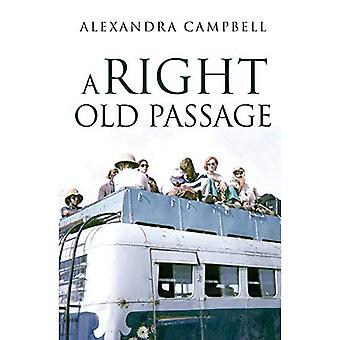 A Right Old Passage