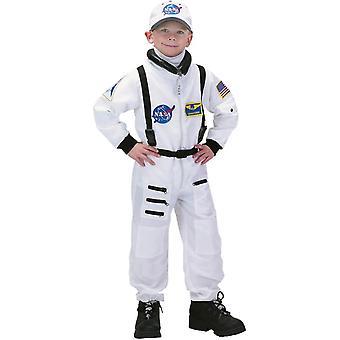 Traje de niño astronauta