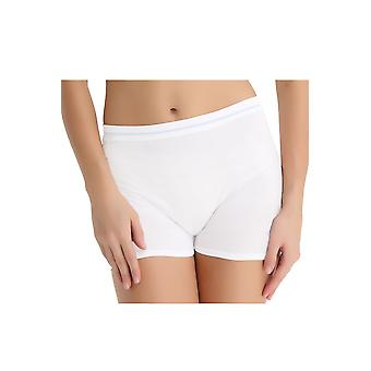Molly High Waist Seamless Mesh Disposable Delivery Panty (3 pk.)
