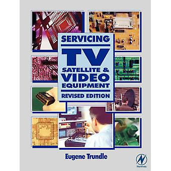 Servicing TV Satellite and Video Equipment by Trundle & Eugene