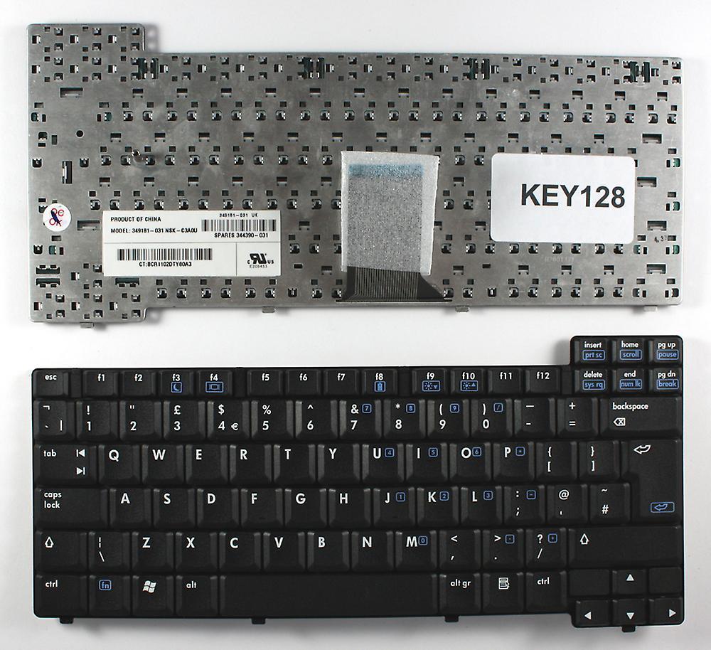 Compaq Presario V1025 noir UK Layout remplaceHommest clavier d'ordinateur portable