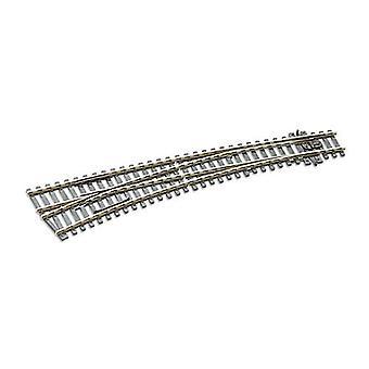 Peco SL-E87 L/H Curve Electrofrog Railway Track