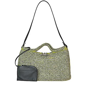 Balenciaga Multicolor Fabric Shoulder Bag