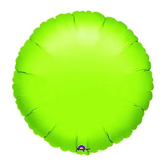 Unique Party Round Foil Balloon (Pack Of 5)