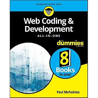 Web Coding & Development All-in-One For Dummies by Paul McFedries - 9
