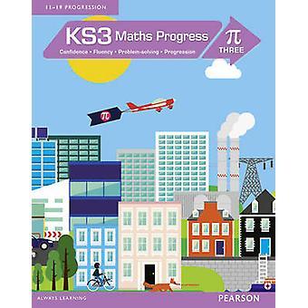 KS3 Maths Progress Student Book Pi 3 - 9781447962366 Book