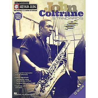 Jazz Play-along - John Coltrane Standards - Volume 163 - 9781458422194