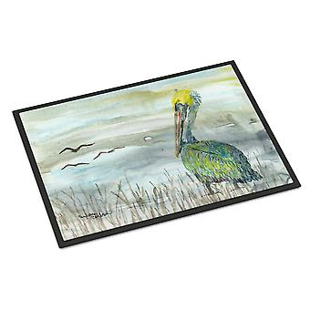 Carolines Treasures  SC2008MAT Pelican Watercolor Indoor or Outdoor Mat 18x27